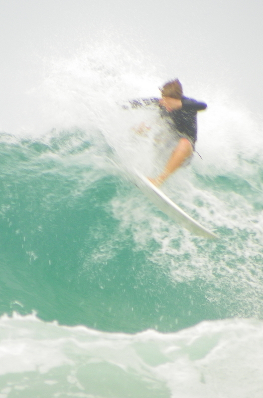 Australian beaches offer some of the best waves in the world.