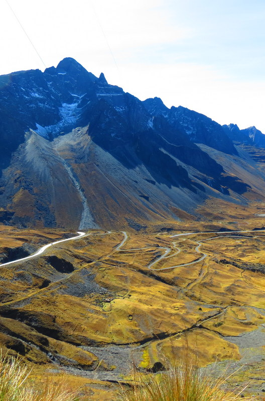 "Bolivia's ""Death Road"" is largely known as the most dangerous road in the world."