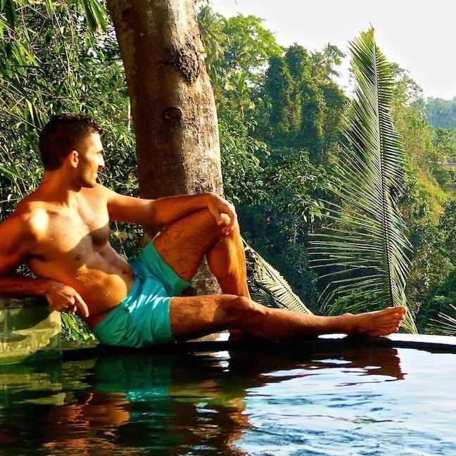 The Nomadic Boys: Sexiest Male Travelers of 2015