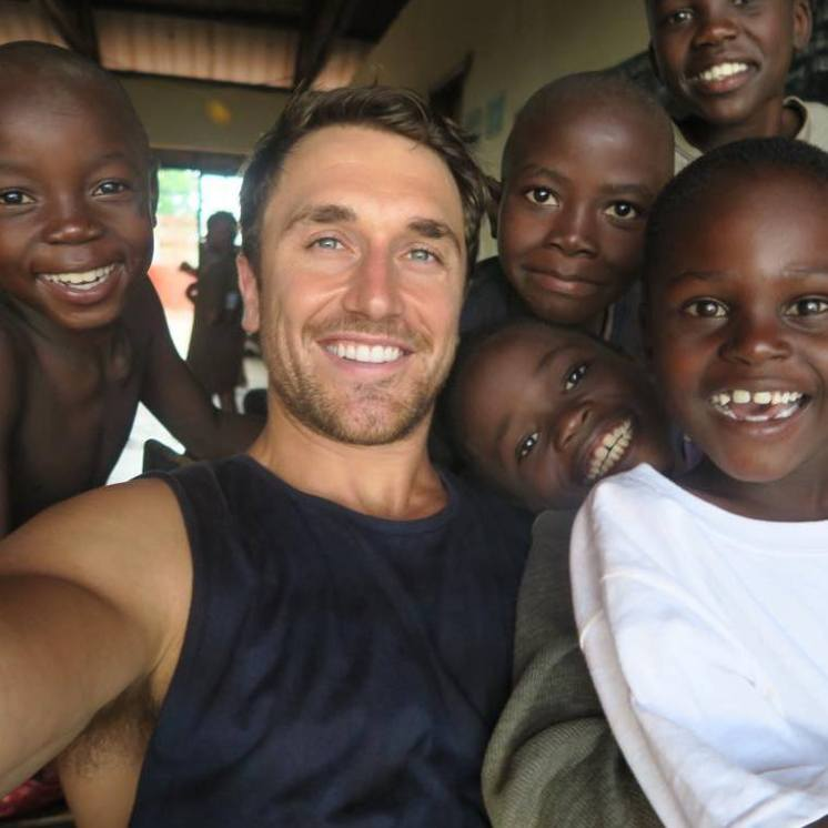 Global Charity Ambassador for RainCatcher, Tyson is committed to carrying & installing water filters while he travels & fundraising every opportunity he gets.