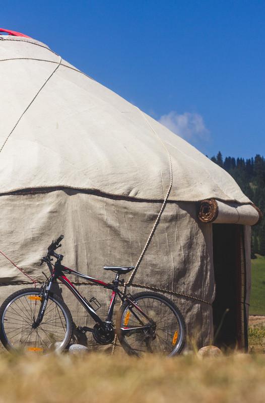 Karkara Base Camp Kyrgyzstan