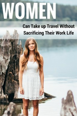 There's a trend in the travel industry at the moment, a movement if you will. Those who are selling their possessions, and packing everything up to travel the world. Though travel doesn't always have to be about quitting your job and leaving everything behind.