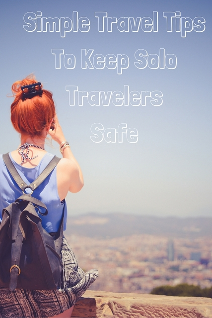 Staying safe abroad largely comes down to common sense and being aware of your surroundings, Though in general, apply the following rules and you'll be fine. This is a guide to help fellow solo travelers; my top safety tips for travel which is trouble free.