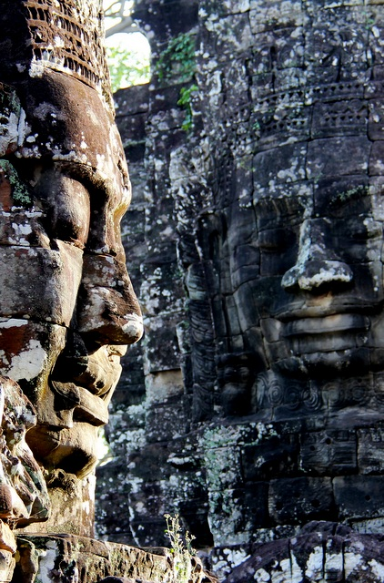 Bayon Temple, Cambodia.