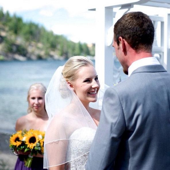 Sarah Peterson Wedding