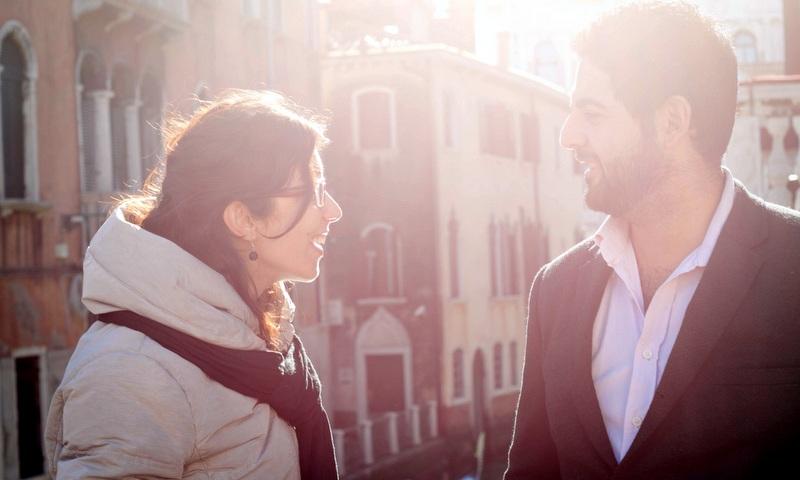 Fall in love with Italian men