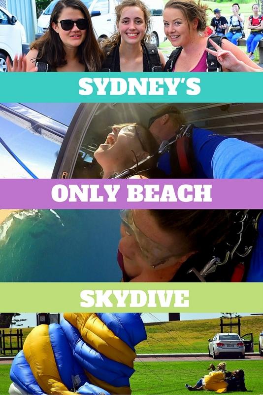 Skydive Wollongong