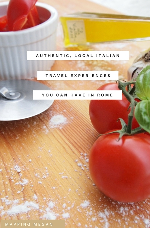 "For those looking to roam Rome like a local, and literally ""do as the Romans do"", the following are some fantastic Withlocals offerings for Rome. 7 ideas for authentic, local Italian experiences you can have while visiting the eternal city."