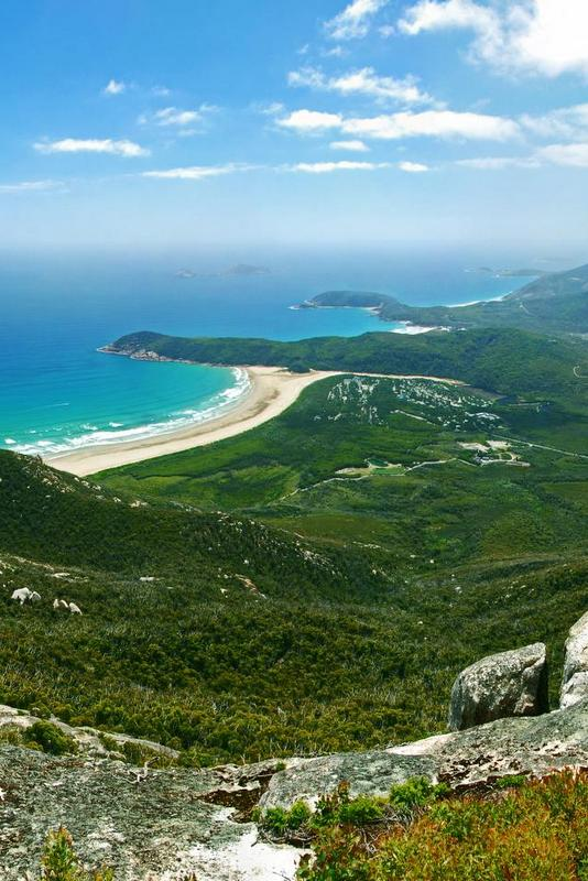The prom, as it is affectionately known to Victorians, is one of the most popular national parks in the state, encompassing the southern most tip of mainland Australia.