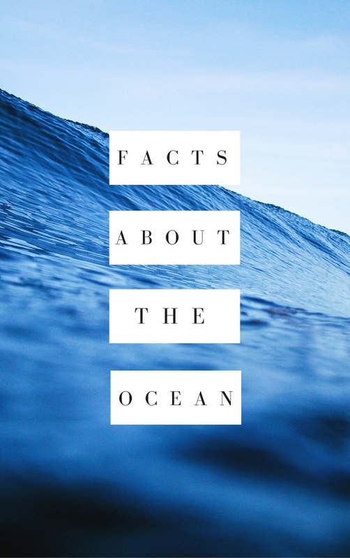 The world's oceans have always been a place of wonder and mystery. Here are some fascinating facts!