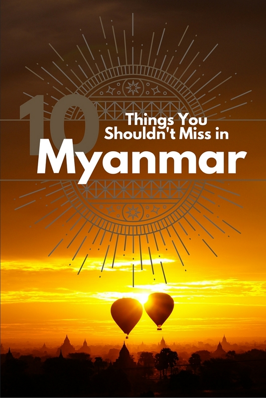 Myanmar is a country full of mythical landscapes and wondrous sights. Following the lifting of Western sanctions the country has become a magnet for tourists. And it's not hard to see why.