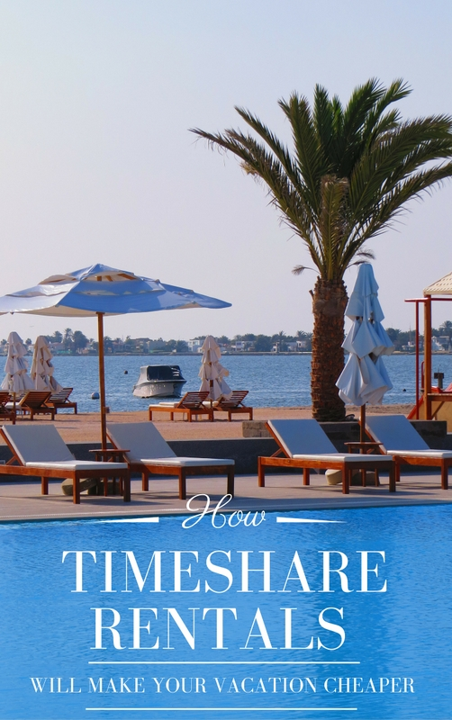 Before you jump online to book a hotel for your next trip, consider whether a timeshare rental will make your vacation substantially cheaper for you.