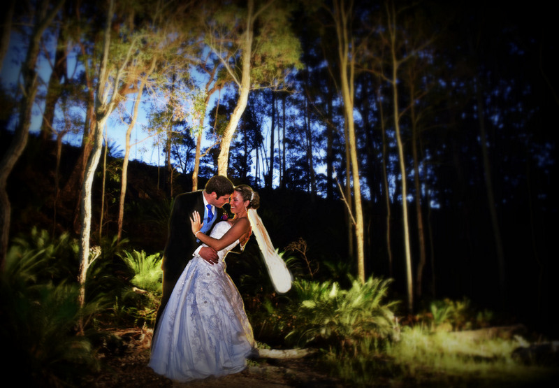 With 100 acres of beautiful Australian bushland, and private luxury cabins onsite, the Bower is a stunning location for a destination wedding.