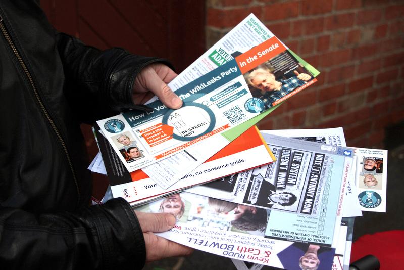 How to vote in Australia