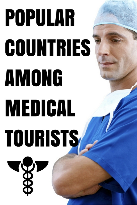 Medical tourism is booming.