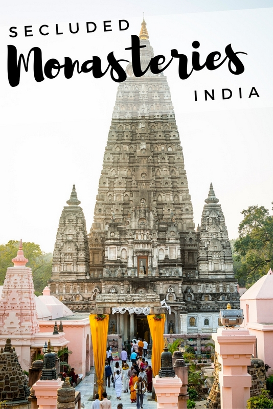 When thinking of religion in India it's generally Hinduism which comes to mind. But Buddhism is also well practiced here, and there many incredible monasteries to see.