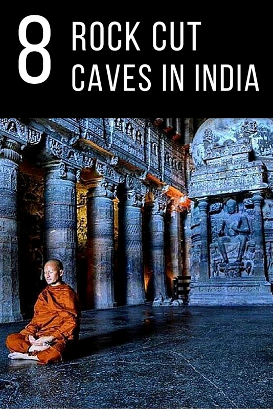 Some of the most spectacular examples of rock cut temples in India.