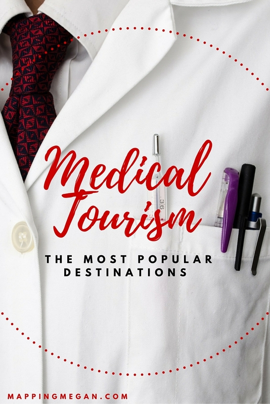 The following destinations are leaders within the industry of medical tourism, and we have included information about the procedures they are most popular for.