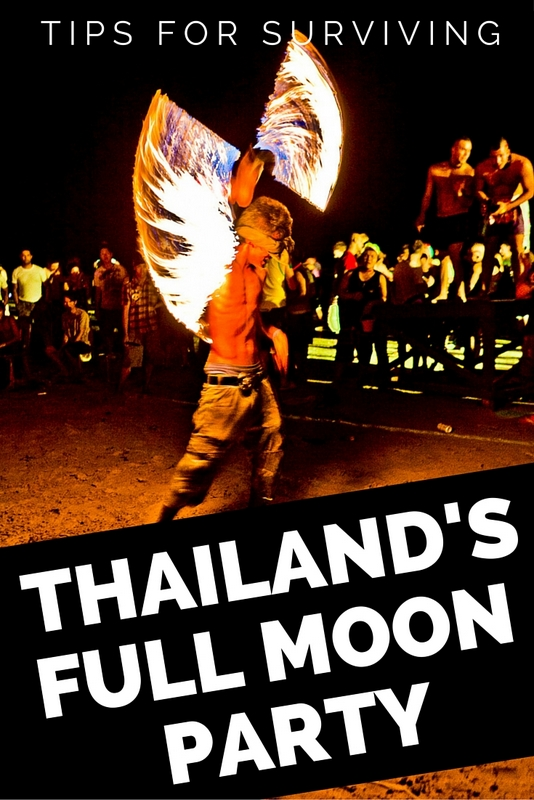 "No-one throws a beach party quite like Thailand, and if you're thinking about heading to Asia and define yourself as ""young"", you'll probably want to plan your trip to coincide with the full moon."