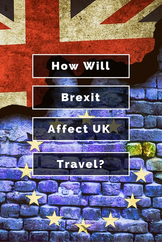 Now that the UK has voted to leave the EU, what will the effects be on travelers?