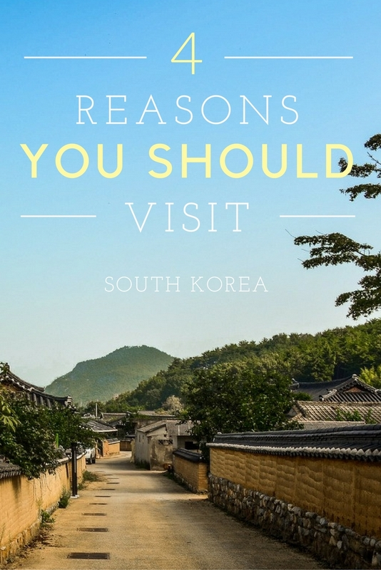 There are so many reasons why you should visit South Korea, because it's just too wonderful to overlook!