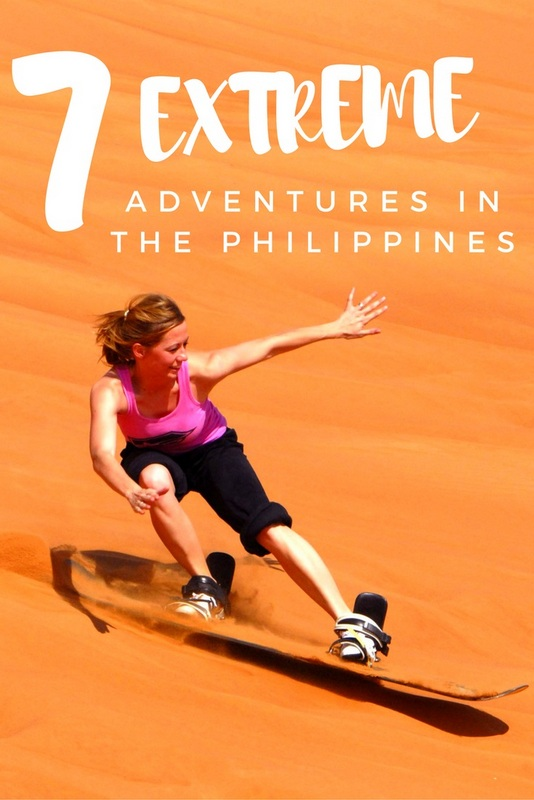 The Philippines is a true haven for active vacationers and thrill-seeking adventurers.