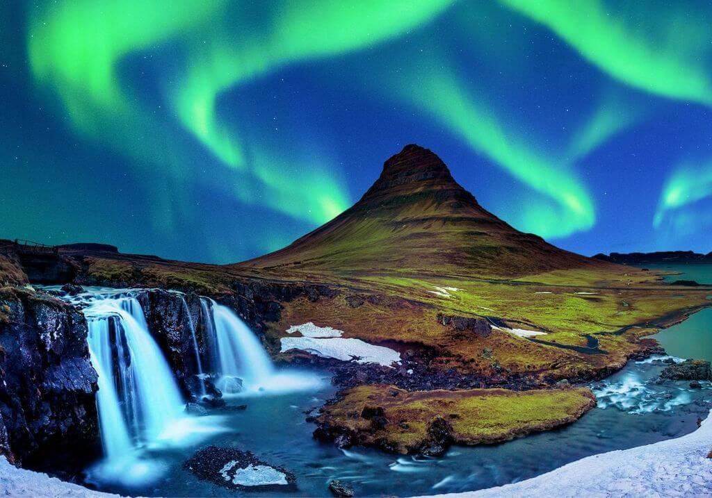 Northern Lights Iceland RF