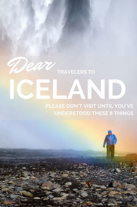 Rumors have begun to spread about the existence of a small Nordic island in the North Atlantic Ocean. As such we have composed a letter to all those who are Iceland bound.