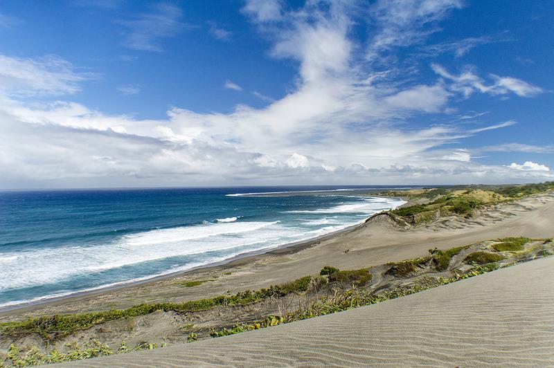 Sigatoka Sand Dunes National Park Fiji