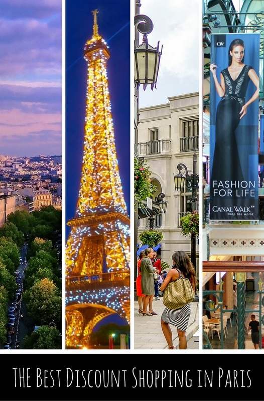 A guide for those fond of fashion who don't want not to spend a fortune. These are the best discount stores and factory outlets for shopping in Paris. You'll find top international designer brands at prices discounted from 30 to 80%!