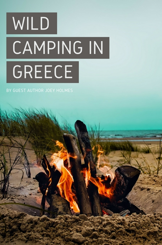 With a love of outdoor adventure, over the years I've developed a bit of a habit for sleeping out under the stars. So this time I set my sights on a week of wild camping in Greece.