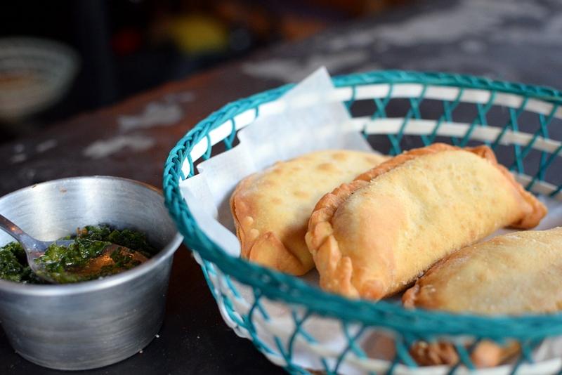 Empanadas Mercado de la Nueva Viga
