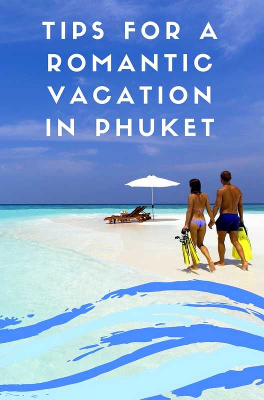 Whether it's world class diving in the Andaman Sea, or an exhilarating speedboat to the surrounding islands, the following are 5 ways you can achieve a romantic vacation in Phuket.