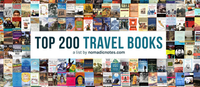 Top travel books