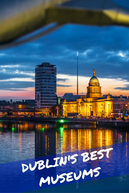 Here are the best museums in Dublin, from the museum of natural history to those that include a local pint of Guinness or Whiskey at the end of your tour!