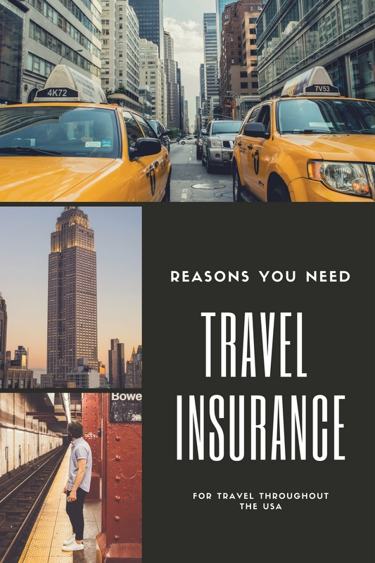 Whether you're heading to the States for the achingly beautiful landscapes or a mesmerizing metropolis, one thing will always ring true: it's essential to consider obtaining travel insurance for your trip.