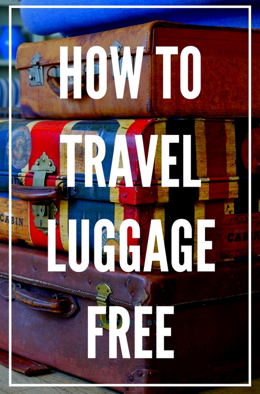Luggage Free is a specialized luggage delivery service. They offer travelers to ship luggage ahead to any destination worldwide, meaning we avoid the inconvenience of carrying, checking and claiming luggage – even going through customs!