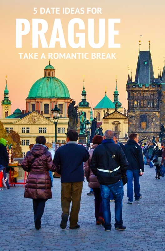 Valentine's day is fast approaching and a romantic getaway is a perfect excuse to explore a new corner of the world. And it when it comes to dreamy European cities, there's nowhere quite so magical as Prague.
