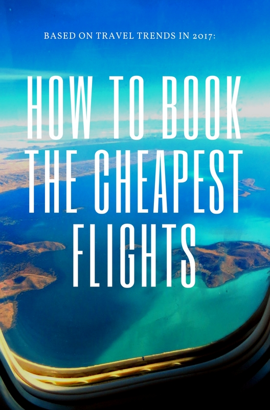 This post has some fabulous insight on how you can save in 2017, making sure you're always getting the best airfare!
