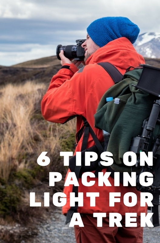 I dove into hiking blogs to figure out exactly how I was supposed to pack a 40-liter Deuter backpack with everything I would need.