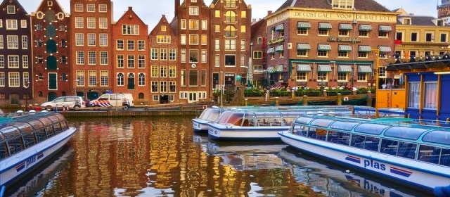 The Best Places to Take Amazing Photos in Amsterdam