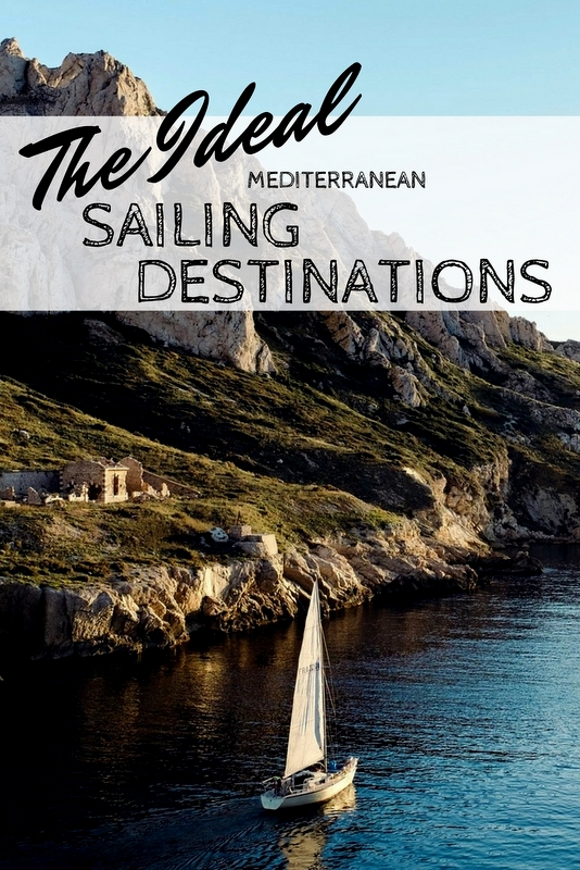 The following destinations are the perfect starting point for any Mediterranean sailing adventure.