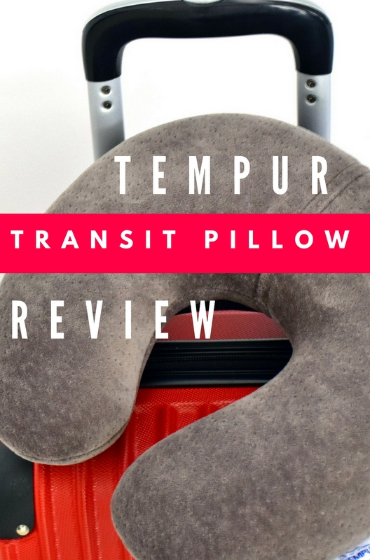 If you need a travel pillow with good neck support, or want to sleep more soundly on long haul flights, the TEMPUR Transit Pillow is a solid investment.