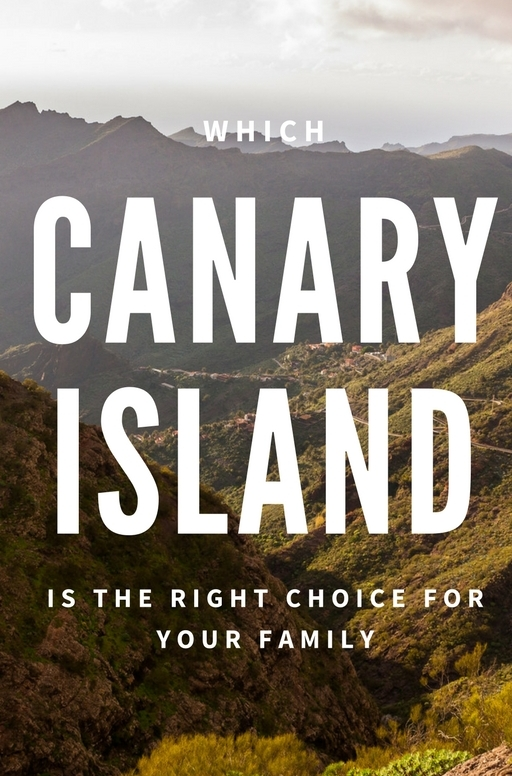 Here's a brief overview of each island to help you to decide which of the Canary Islands is the right destination for your next family holiday.