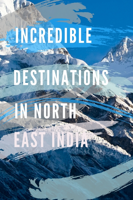 The seven sister states in north east India are cluster of varied cultures, landscapes, people, and languages. Here are 5 destinations shouldn't miss.
