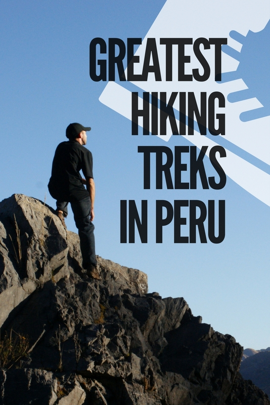 If seeking a vacation far from the norm with history and culture and a dash of adventure thrown in, these hiking treks in Peru are perfect for you.