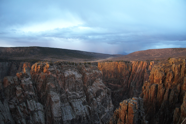 Black Canyon of the Gunnison – Colorado