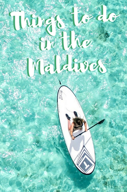 Tips for traveling to the Maldives