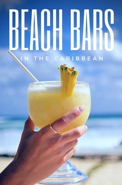 These are the Caribbean beach bars we're raising a glass to. Did someone say cocktails?