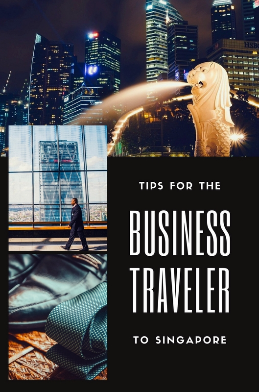 As business travel increasingly flows to Singapore, the following are our executive tips for executives.